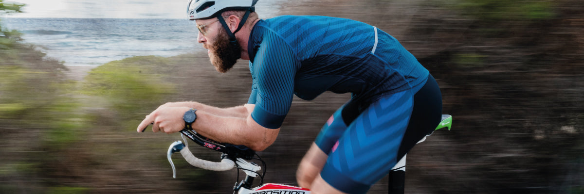 Men's cycle clothing by Sundried