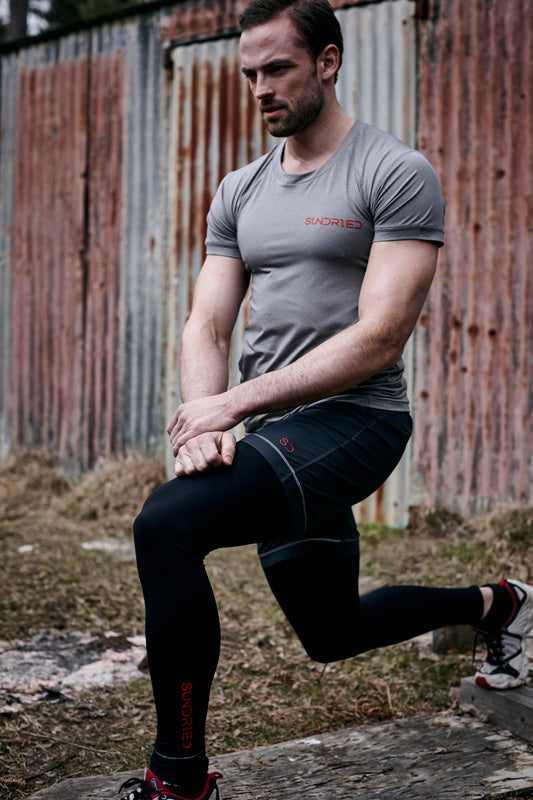 Mens Leggings for Running