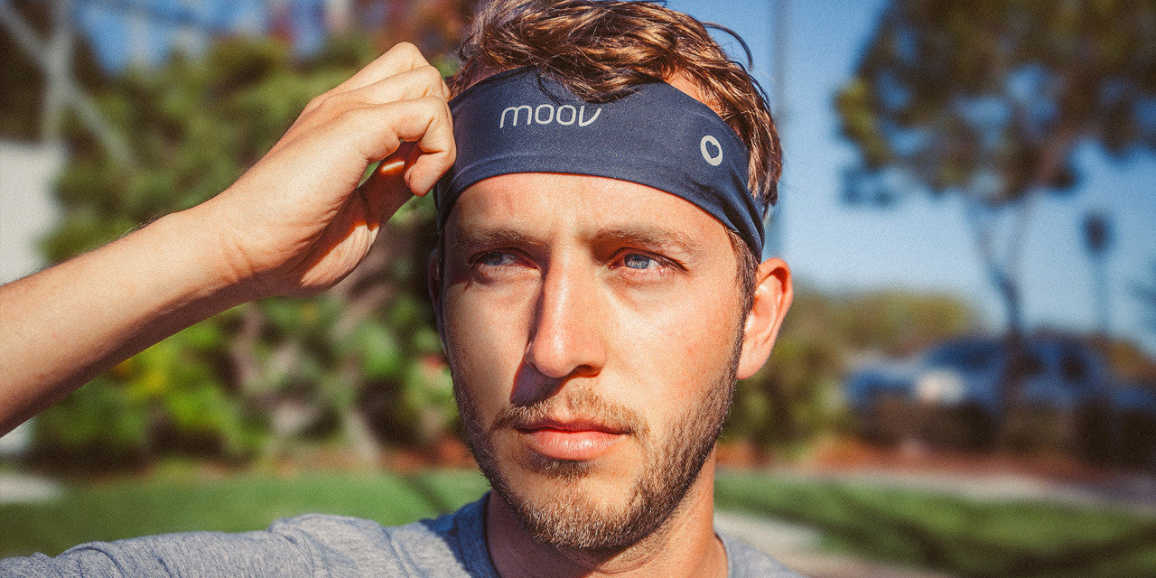 Moov Heart rate headband