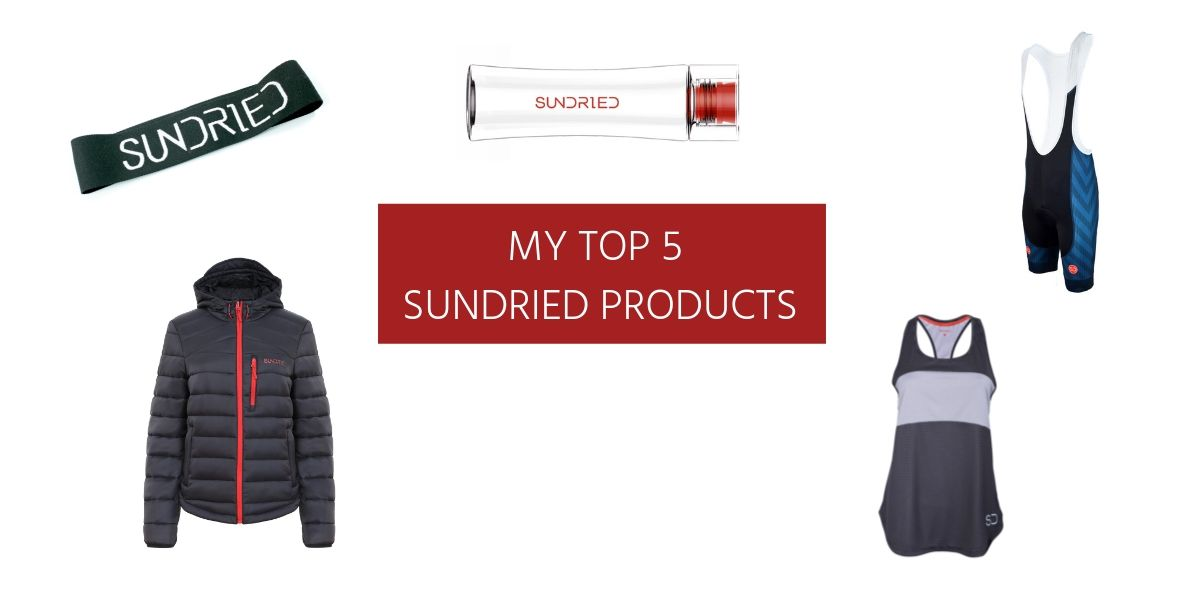 My top 5 Sundried products
