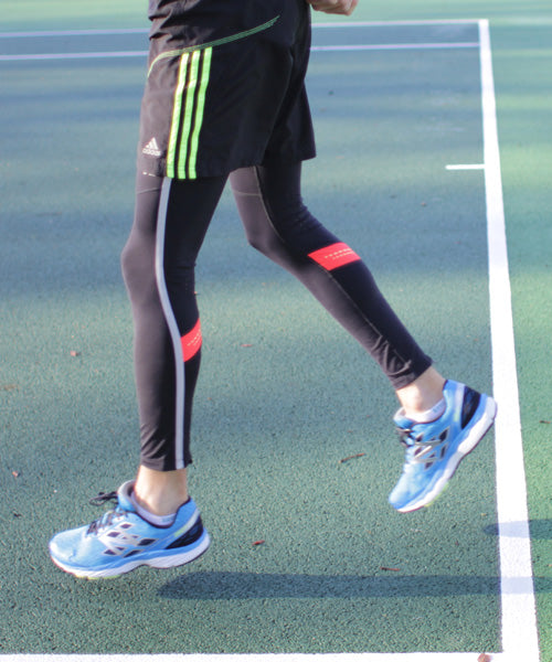 New Balance Beacon Tight Workout Review