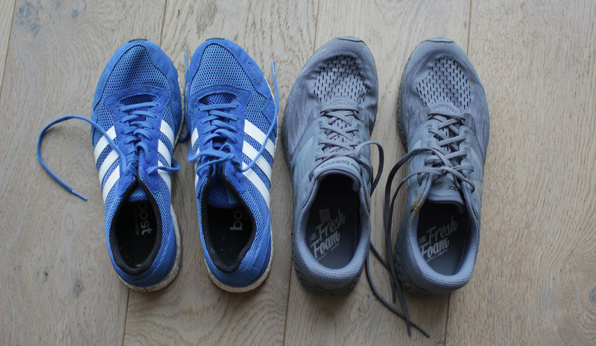 Adidas running trainers review sundried