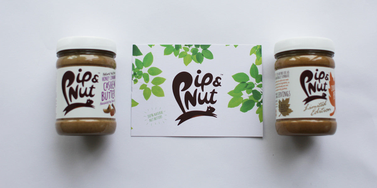 Pip & Nut Healthy Peanut Butter Cashew Butter Product Review Sundried