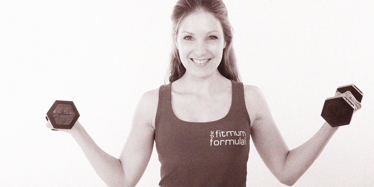 Polly Hale The Fit Mum Formula