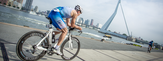 Cycling Rotterdam Netherlands Bike Triathlon