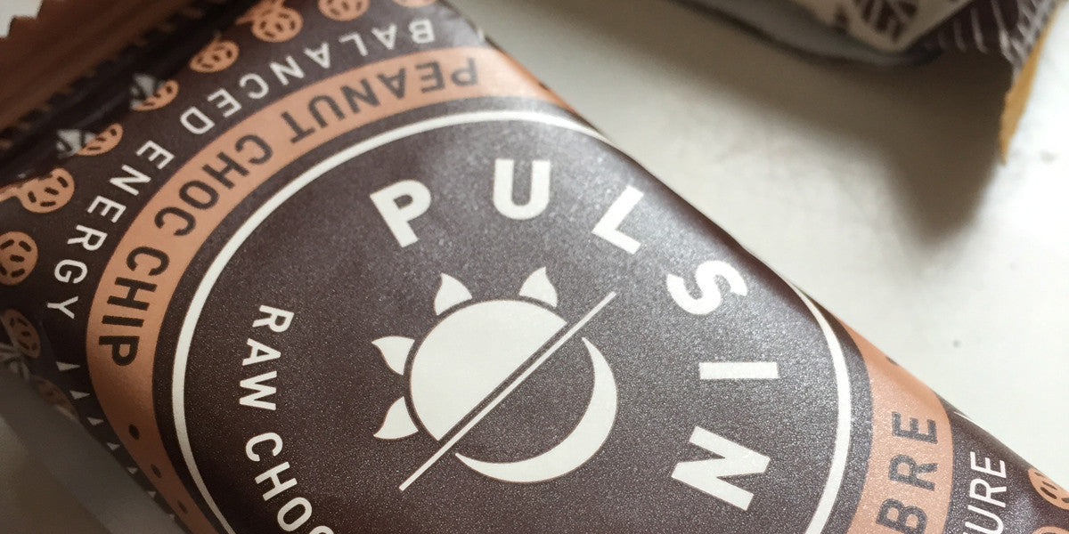 Pulsin Raw Choc Brownie Protein Energy Booster