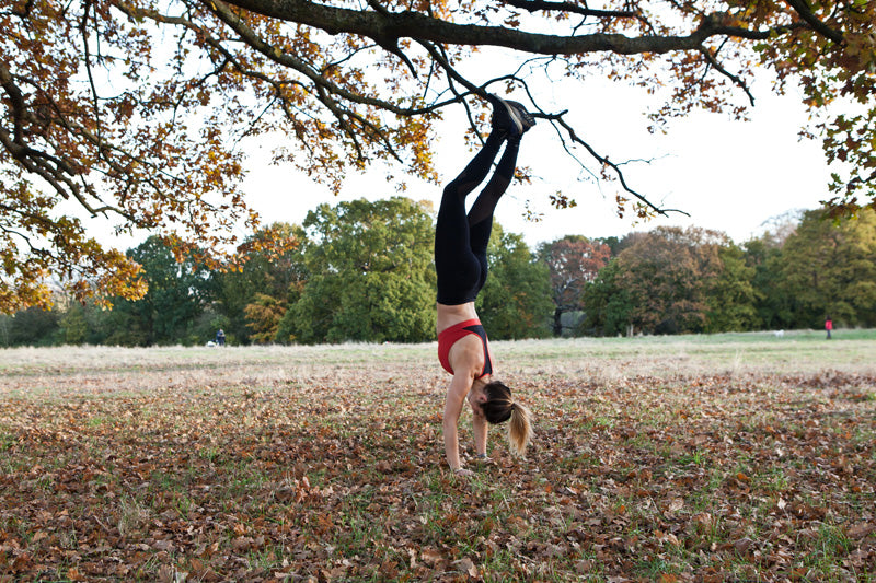 Rosie Underwood Sundried Handstand
