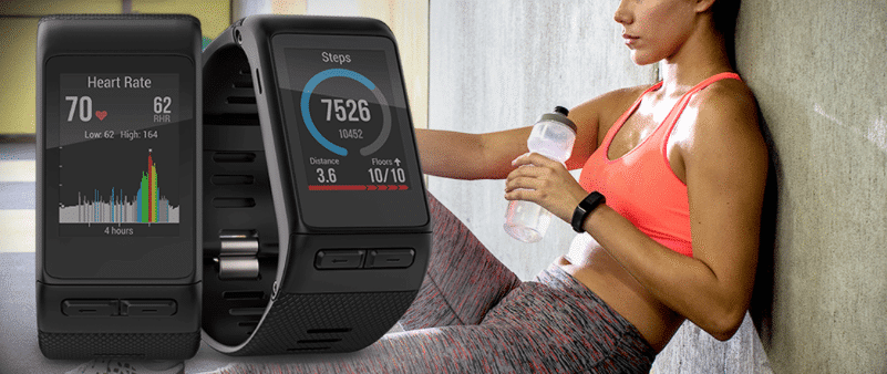 Garmin Heart Rate Trackers