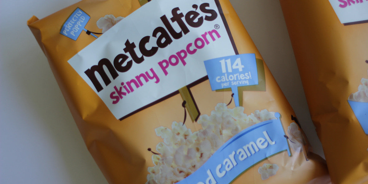 Metcalfe's Skinny Popcorn Salted Caramel Sundried Review