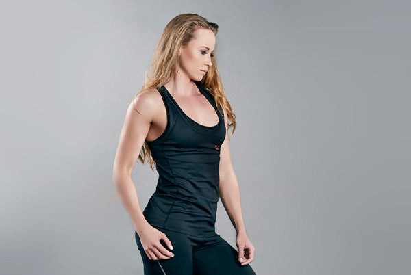 Womens Sleeveless Tank Top from Sundried