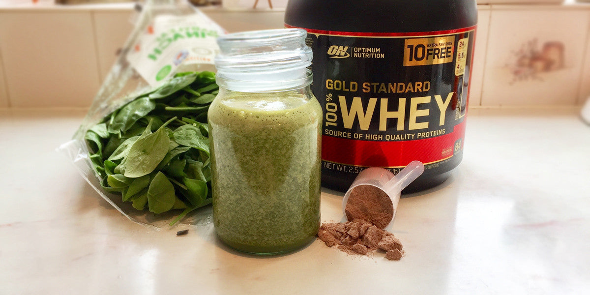 Superfood Spinach Smoothie Recipe Sundried Healthy Nutrition