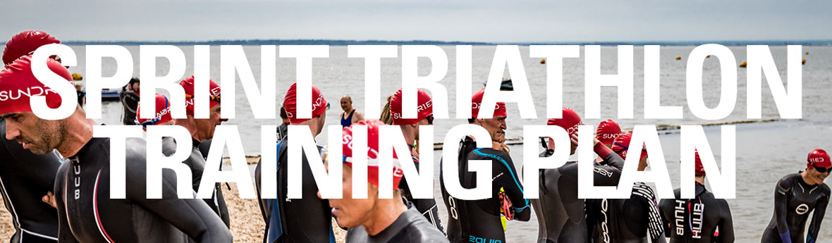 Sprint Triathlon Training Plan