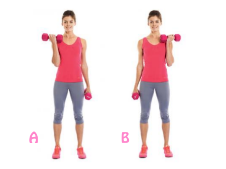 best arm workout for women  sundried activewear