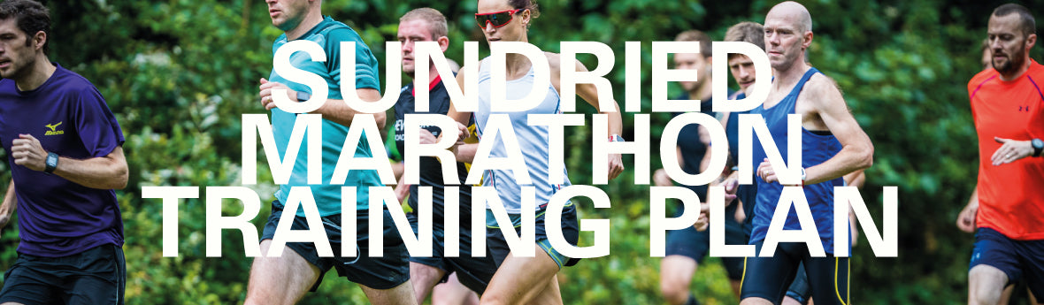 Marathon Training Plan