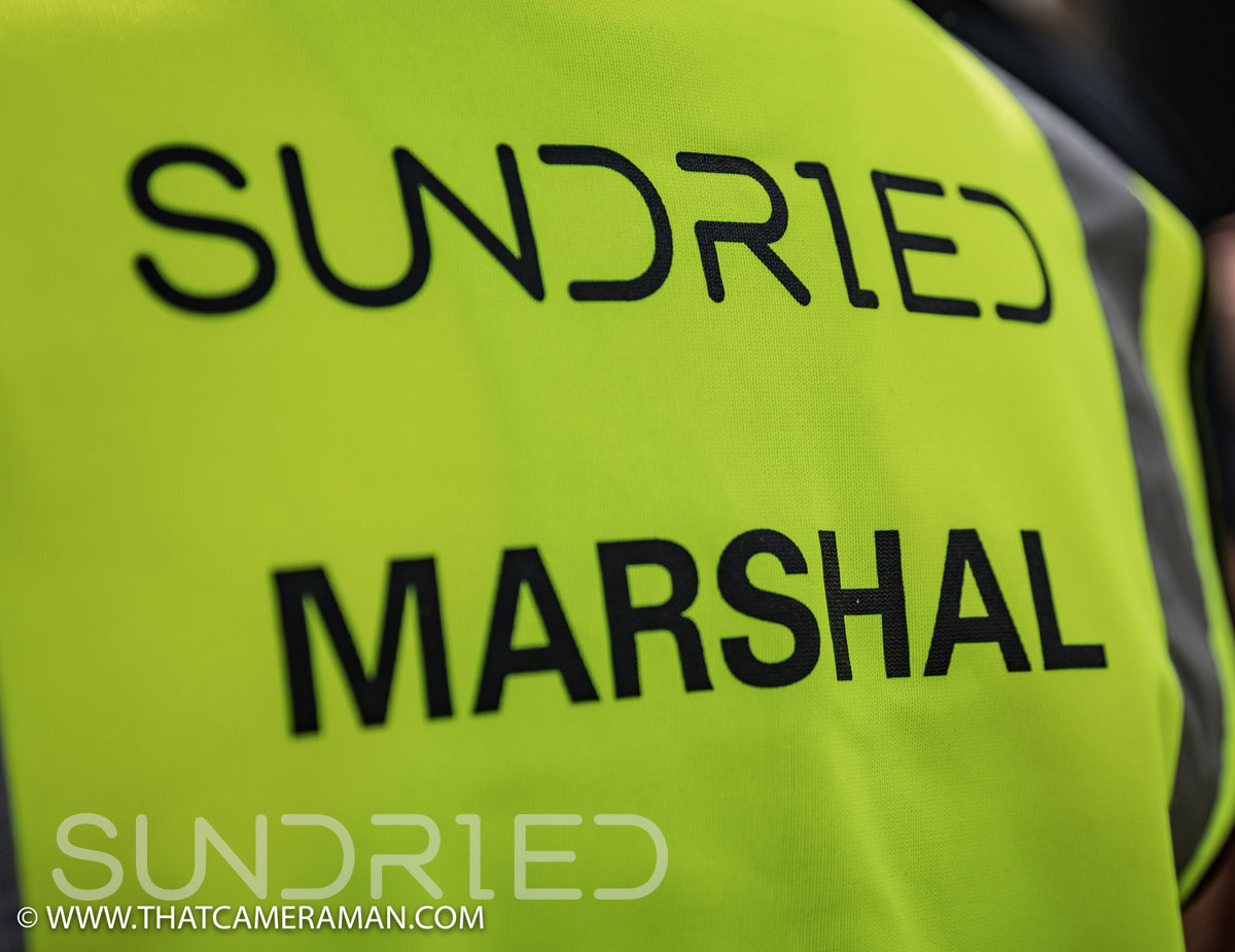 Sundried Southend Triathlon Marshal