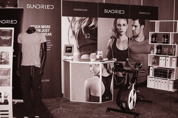 Sundried at FitPro 2016