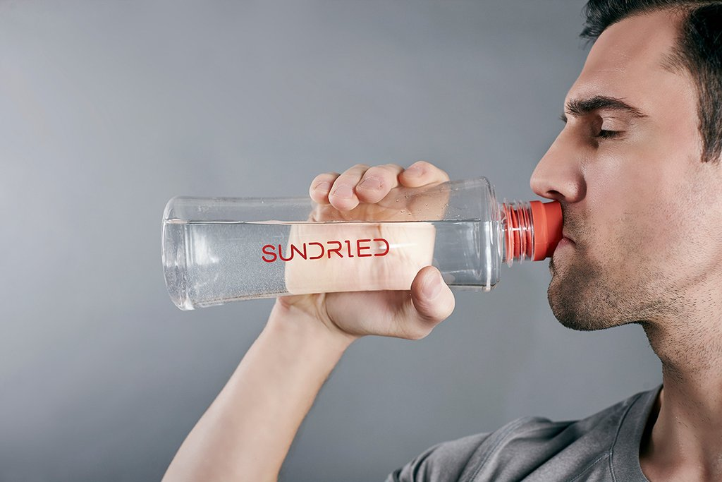 Shop Sundried's BPA Free Water Bottle