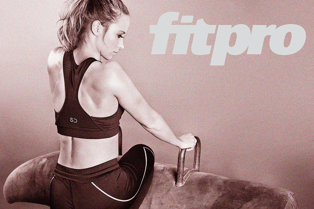 Win Sundried Apparel at FitPro 2016