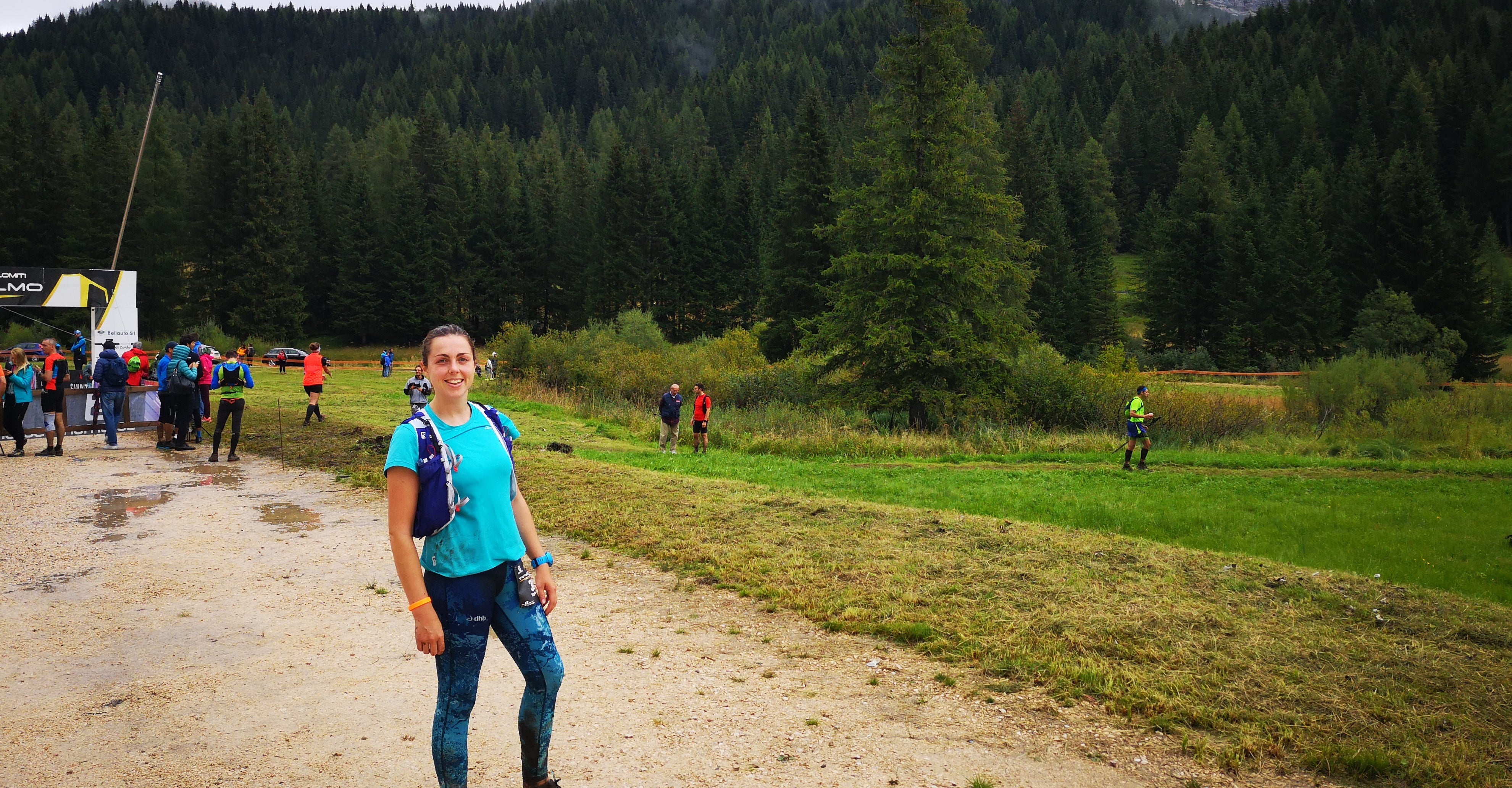 running ultra marathon trail hiking Italy mountain