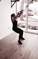 TRX Squat to Star Raising Up
