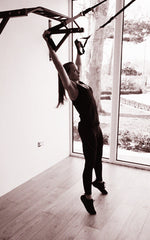 TRX Squat to Star - Star Position