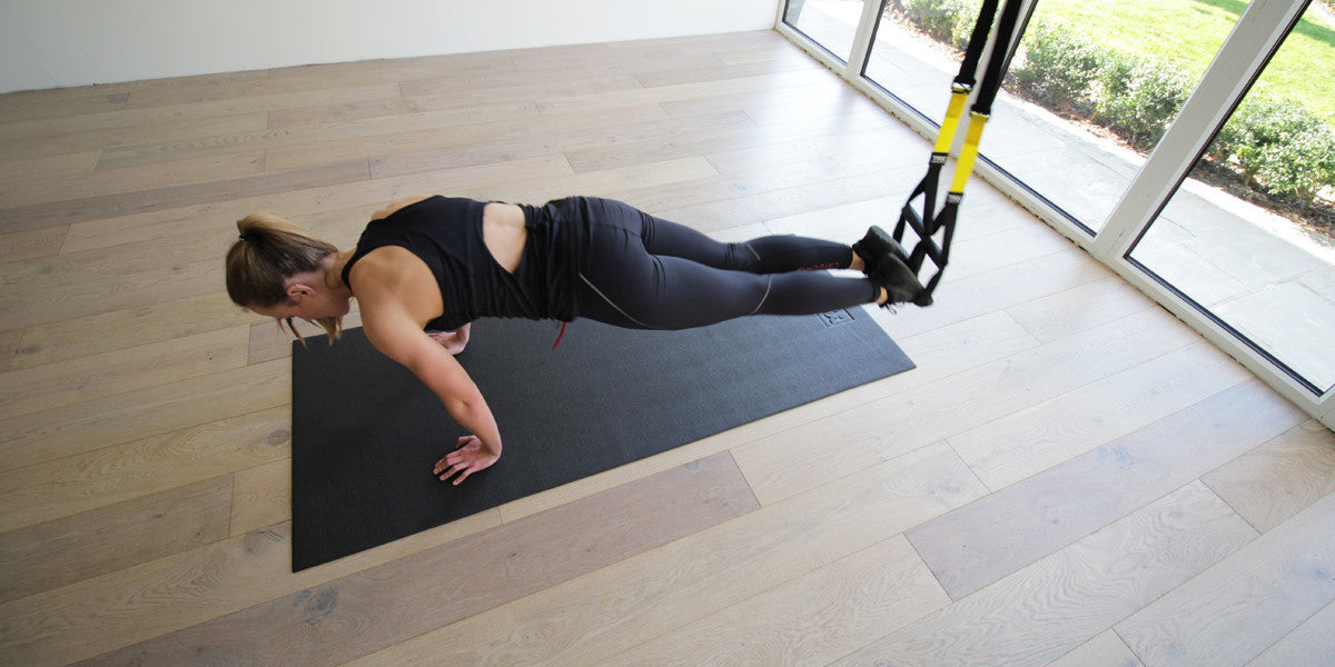 TRX Bodyweight Exercise Functional Fitness Sundried