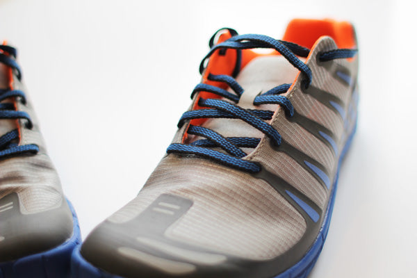 Closeup of the Topo Speed Trainer