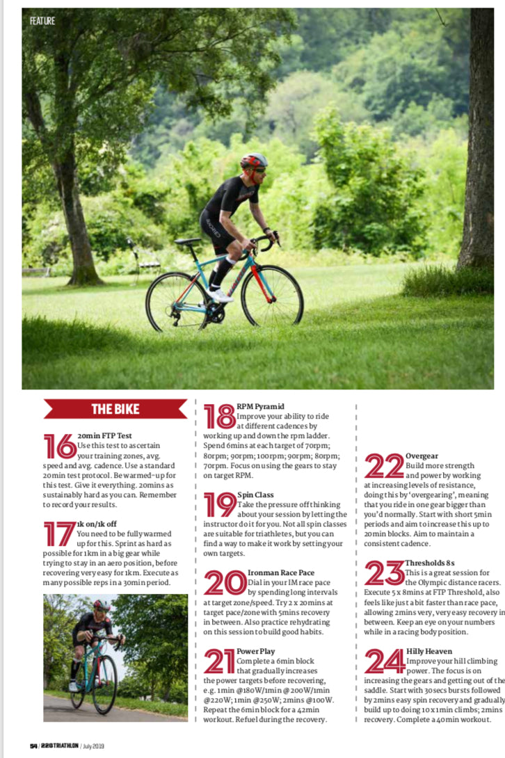 Tri 220 Triathlon featuring Sundred July 2019