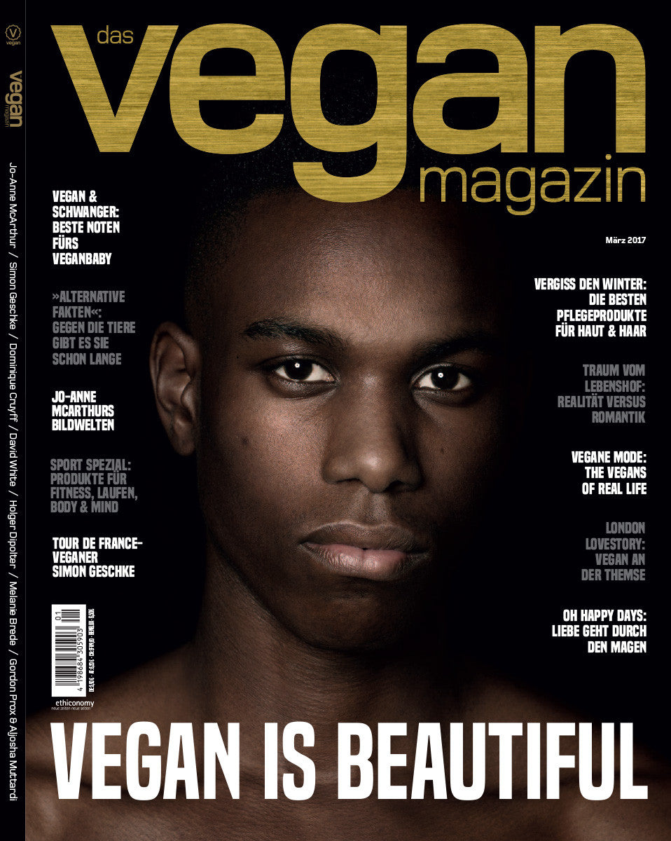 Vegan Magazine Featuring Sundried