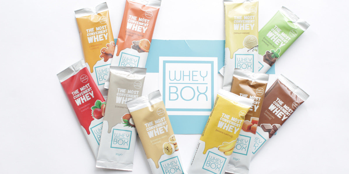 Wheybox Protein Sundried Review