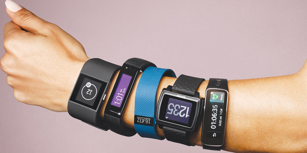 Are you addicted to your fitness tracker? Sundried