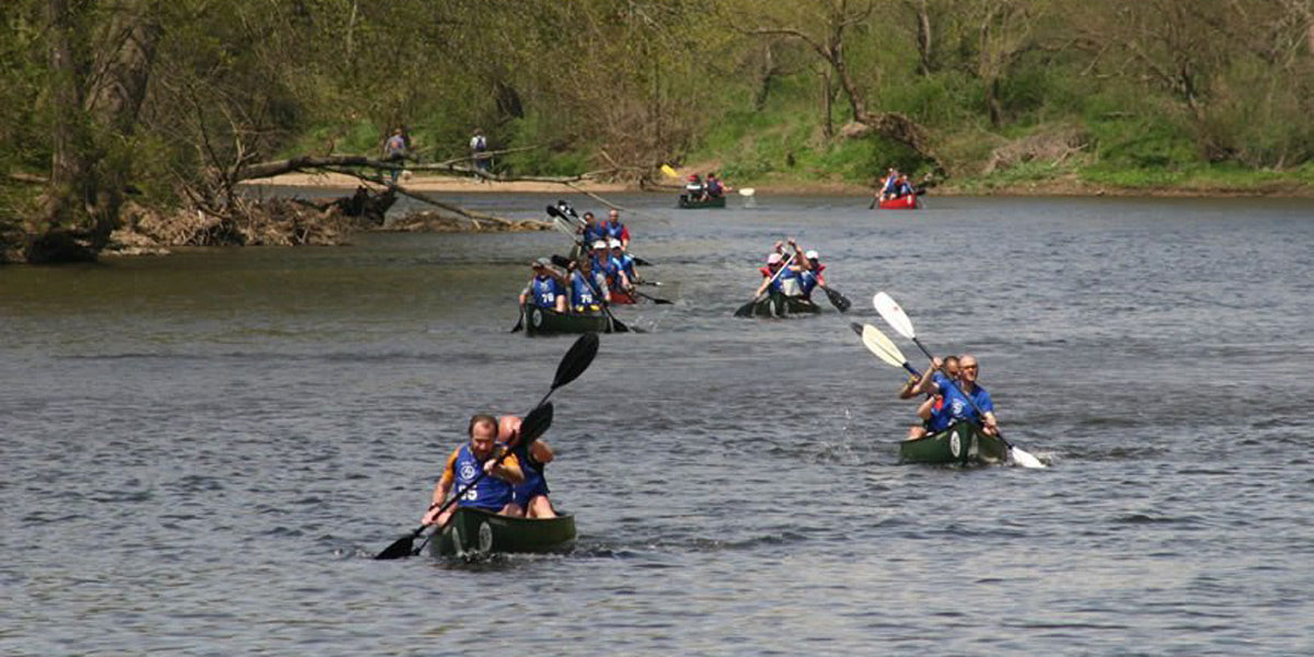 adventure racing canoeing outdoor sports Sundried