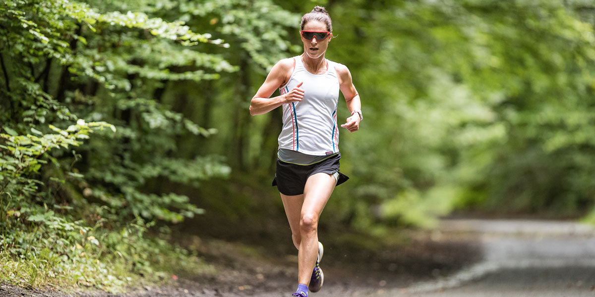 Alice Hector professional triathlete turned ultra runner