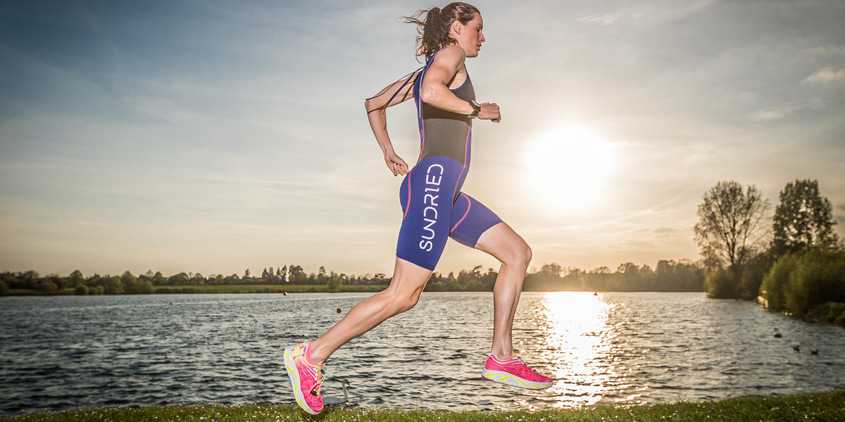 Alice Hector triathlete triathlon Ironman running Sundried ambassador