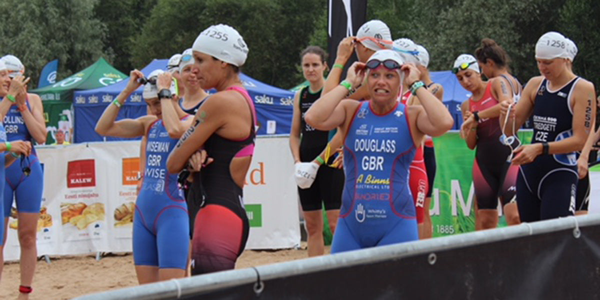 European Age Group Triathlon Championships Tartu Estonia 2018
