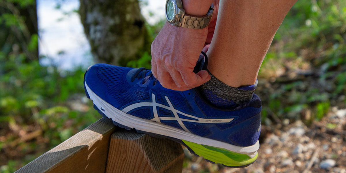 asics choose running shoes