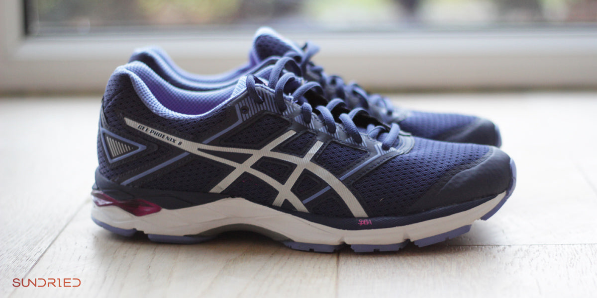 21ab15e049ea Asics women s running trainers gel phoenix 8 review. ASICS is one of the ...