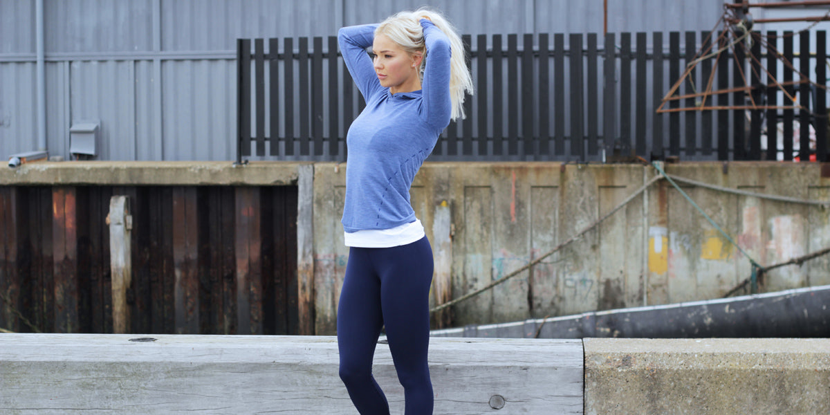 Athleisure activewear sportswear for women fitness clothing