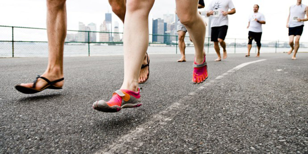 Barefoot Running Shoes – Sundried