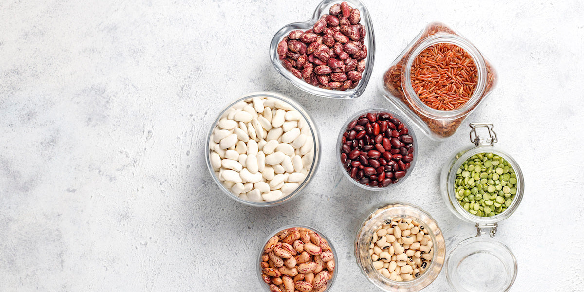 beans legumes protein