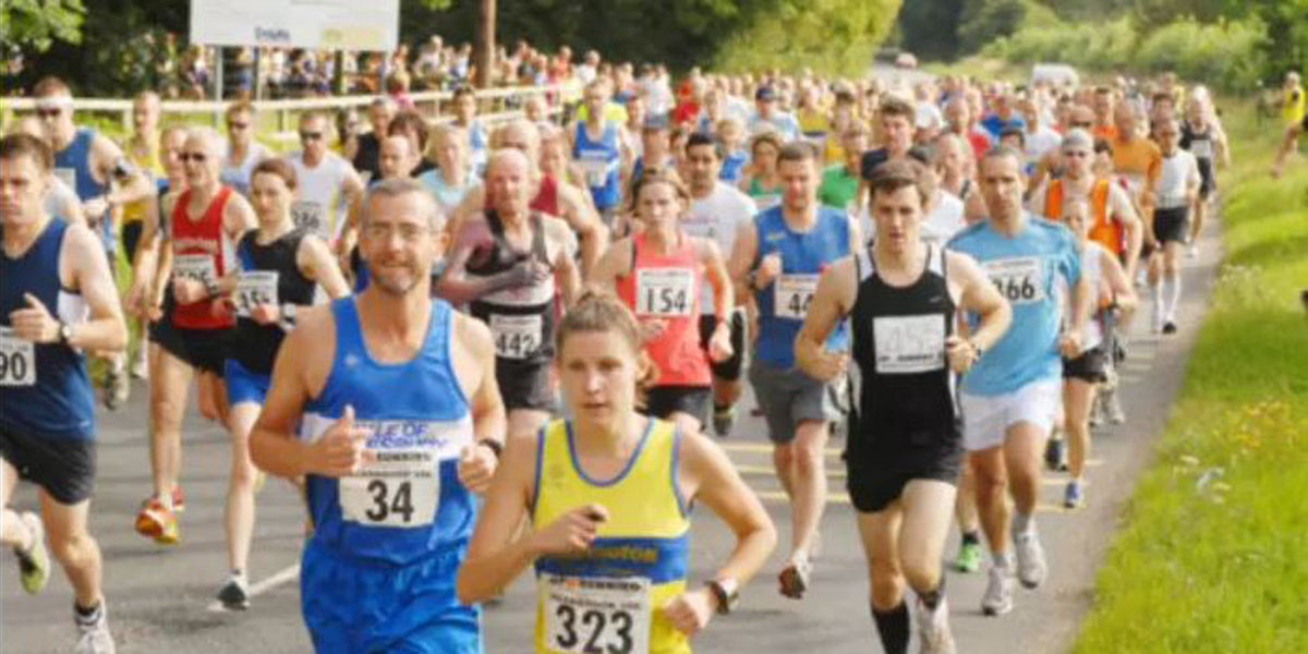 Bearbrook 10k Running Race