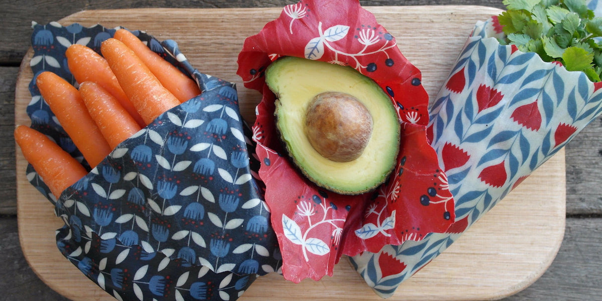 beeswax wraps sustainable eco friendly