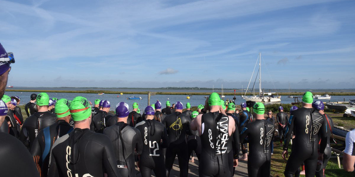 The Big East Triathlon Dengie Events Bradwell Sundried