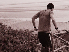 Dips - Outdoor Bodyweight Training