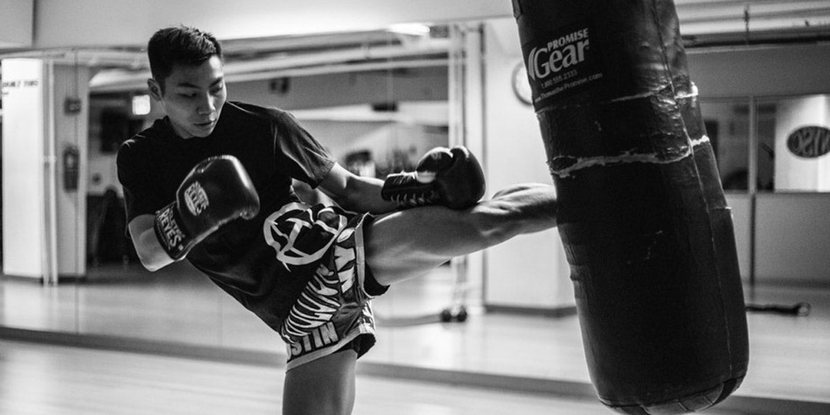 boxing Muay Thai fitness workout