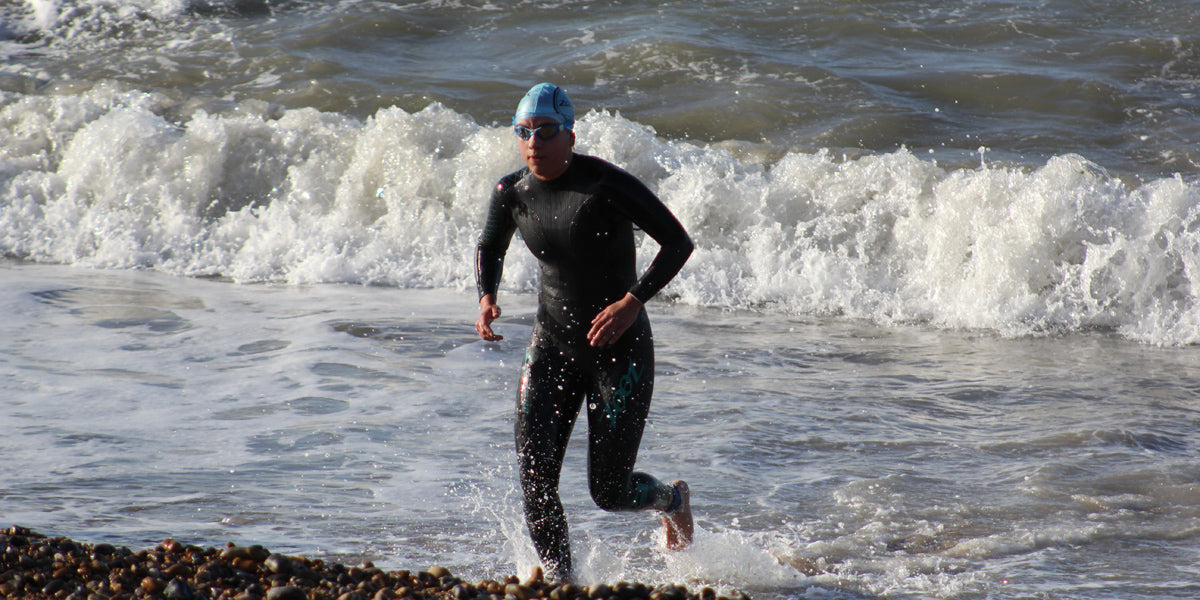 Open Water Sea Swim Brighton Sussex Triahtlon