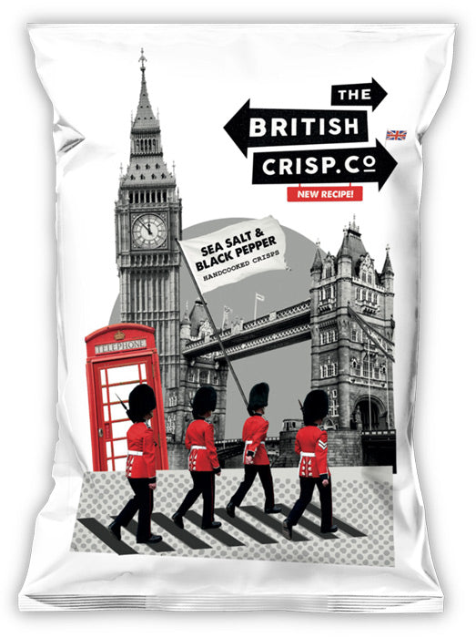 AP Brands Great British Crisp Co