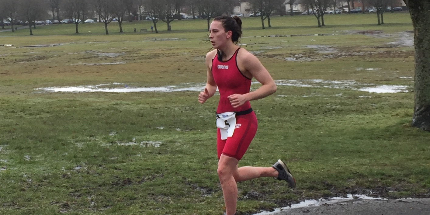Brooke Gillies Sundried ambassador race report Glasgow Aquathlon