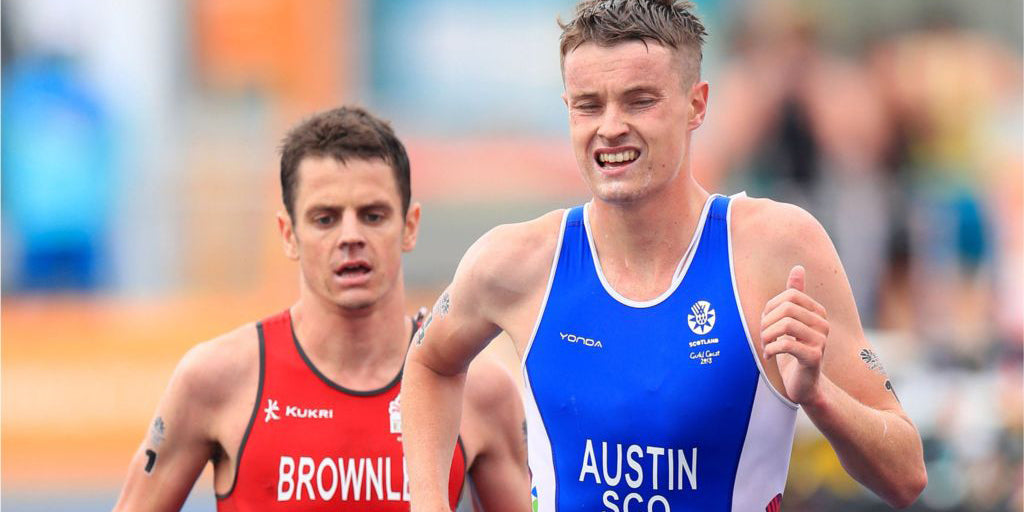 Shock defeat for Brownlee brothers at Commonwealth Games 2018