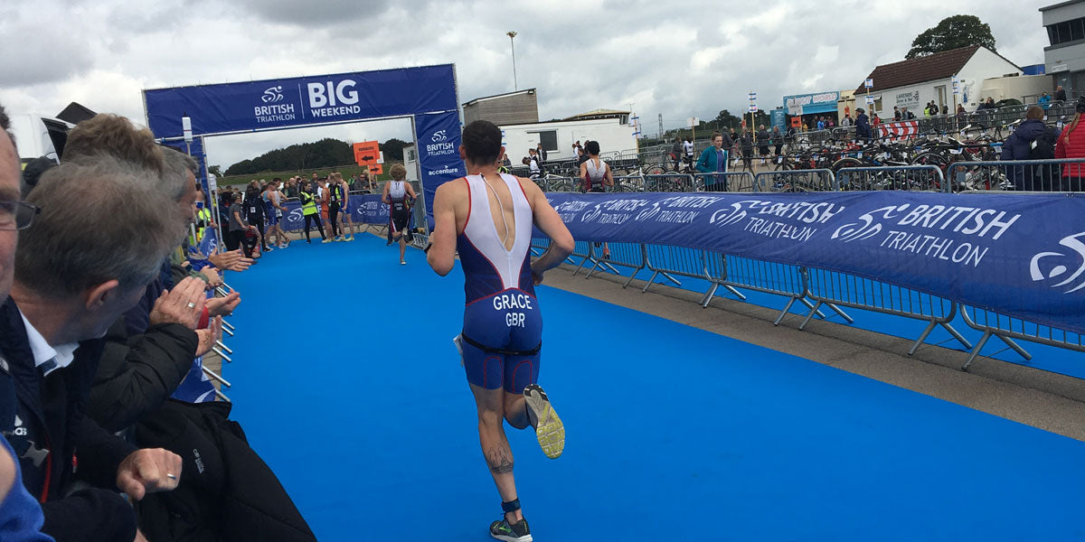 BTF British Triathlon's Big Weekend 2019 Race Report
